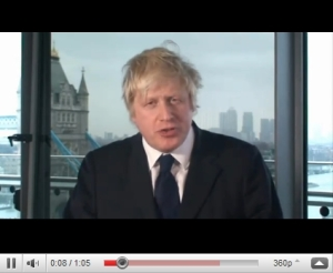 Mayor of London Census video